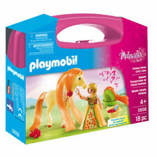 Playmobil Combing Horse Mane Large Carry Case - Princess 5656