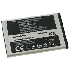 SAMSUNG OEM AB463651BA BATTERY for SAMSUNG MESSAGER II R560 / VICE R561