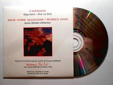CD SINGLE B.O. FILM ▓ CARAVAN : OLGA HELM - SHAI NO SHAI ( UN DIVAN A NEW YORK )