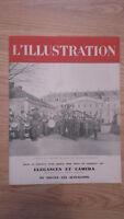 L'illustrazione - 15-22 Gennaio 1944 - N°5262-5263 - 102 ° Anno