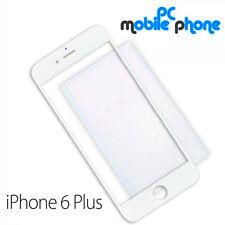 "Cristal pantalla tactil Iphone 6 PLUS / 6S PLUS 5,5"" BLANCO + Lamina cola OCA"