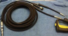 NILFISK E140 2-9 S EXTRA TO KARCHER & NILFISK REPLACEMENT 10M HOSE RUBBER 1 WIRE