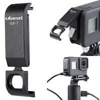 ULANZI G8-7 Batterie Lid Door Cover Case Shell für Gopro Hero 8 Black Kamera