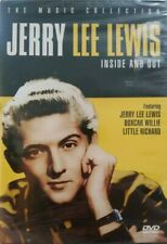 Jerry Lee Lewis, Inside and Out DVD, brand new sealed rare
