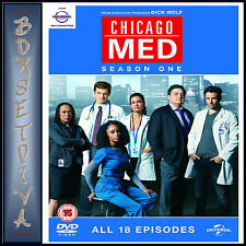 CHICAGO MED - COMPLETE SEASON 1  *BRAND NEW DVD**