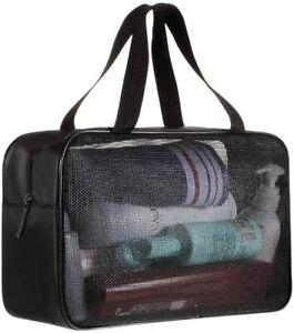 Shower Caddy Bag Organizer Portable Mesh Shower Tote Caddy
