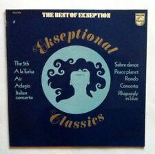 The Best of EKSEPTION Ekseptional Classics LP VINYL 33 T 6423 053 France 1974