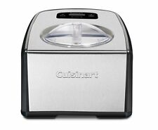 Cuisinart Fully Automatic ICE-100 Compressor Ice Cream and Gelato Maker
