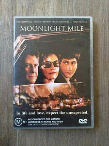 Moonlight Mile (DVD, 2003) X-Rental Region 4