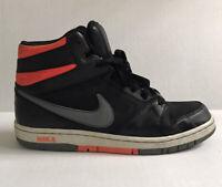 Nike Prestige IV High Bright Red & Black 584614-060 Basketball Shoes Size 9 Men