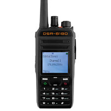 Walkie Talkie UHF 400-470MHz 16CH CTCSS/DCS Two-Way Radio - PC Programmable