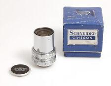 Schneider-Kreuznach Cinegon 1,8/10 mm mit C-mount Schraubanschluß