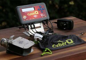 BBQ Guru CyberQ for Big Green Egg Temperature Control Wifi