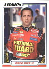 2006 TRAKS Auto Racing Cards 1-110 +Rookies (A2995) - You Pick - 10+ FREE SHIP