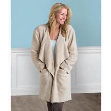 e34bfb17f3 Hammacher Aerospin Genuine 100% Turkish Cotton Terry Bath Robe Cozy Small  (44