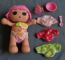 LALALOOPSY BABIES pop 28cm diaper surprise blossom flowerpot baby MGA 2014 doll