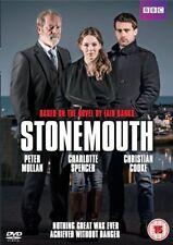 STONEMOUTH (2015) BBC TV Season Series based on novel by Iain Banks - NEW R2 DVD