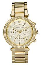 Michael Kors watch MK5354 -  Women's Chronograph Parker Gold Watch