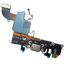 iPhone 6S Dock Connector Ladebuchse Mikrofon Antenne Audio Flex schwarz / grau