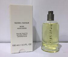 Boss No #6 By Hugo Boss 3.3 / 3.4 Oz EDT Spray Brand New Tester Cologne For Men