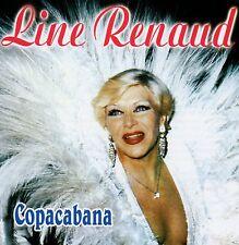 ☆  CD Line RENAUD Copacabana  15 TITRES  ☆