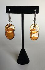 Antica Murrina Myth--Murano Glass Dangle Earrings