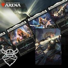 MTGA Magic Arena Secret Lair Thalia Sleeves + Styles Code 1/acct - Fast Email