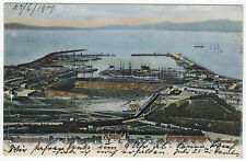 The Docks in Cape Town, Cape of Good Hope, 1909 to Germany