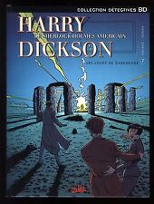 HARRY DICKSON  T.7  Les Loups de Darkhenge  NOLANE / ROMAN  SOLEIL   EO 2001