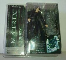 Matrix Series One Trinity Figura Mcfarlane Toys Nuevo Sellado Moc 2003