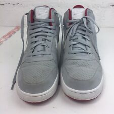 Nike SB Dunk High Pro  Grey Heather Red Size 12 838938-002