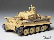 Tamiya 35227 1/35 German Tiger I Tank Initial Production Model Kit sd