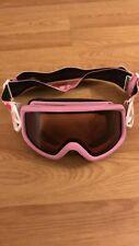 Smith optics pink Ski / Snowboard girls Goggles
