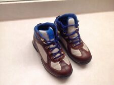 Timberland Boy's Size 5 Brown Leather Hiker Boots Big Kid's