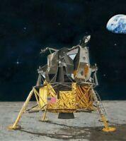 Revell Moon Landing 1:48 scale model kit Apollo 11 Lunar Module & Eagle RV03701