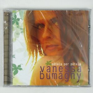 VANESSA BUMAGNY Petala Por Petala CD 2009 LATIN/MPB (SEALEDE/UNPLAYED)