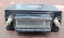 Craig Vintage In Dash 8 Track Classic Car Stereo Matrix AM FM Model No. 3145