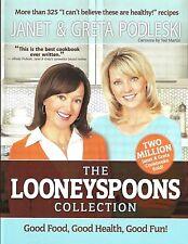 THE LOONEYSPOONS COLLECTION Unread Copy! Janet & Greta Podeski FREE S&H