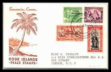 GP GOLDPATH: NEW ZEALAND COVER 1946 _CV265_P15