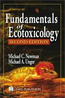 Fundamentals Of Ecotoxicology por Newman, Michael C