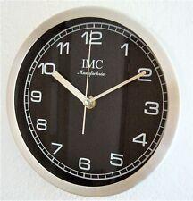 Wanduhr Uhr Bigtime Ziffernblatt schwarz modern Büro Geschenk günstig K
