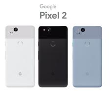 Desbloqueado en Fábrica Google Pixel 2 64GB 128GB Azul Negro Blanco Verizon TMobile ATT