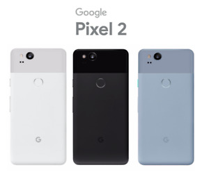 Google Pixel 2 64GB 128GB Blue Black White Factory Unlocked Verizon TMobile ATT