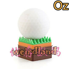 Golf Ball USB Stick, 8GB 3D Quality USB Flash Drives WeirdLand