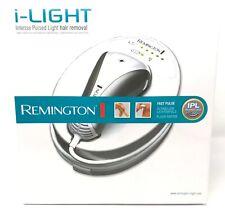 REMINGTON IPL-5000 i-LIGHT HAIR REMOVAL SYSTEM + 3 Lamps IPL5000 NEW w/WARRANTY