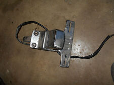 suzuki vs700 intruder vs 700 license plate light lamp mount bracket vs800 86 87