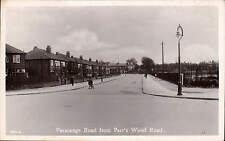 Withington, Manchester. Parsonage Road from Parr's Wood Road # 350.E by JL Brown