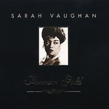 Forever Gold by Sarah Vaughan (14 tracks LN CD, 1999, St. Clair)