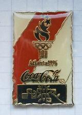COCA-COLA / OLYMPISCHE SPIELE ATLANTA 1996  ... Pin (144e)