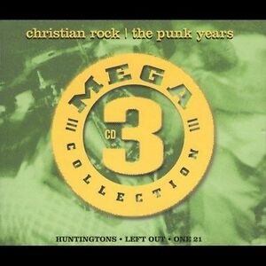 Mega 3 Collection: Christian Rock -- The Punk Years by Various Artists (CD, Feb-